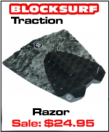 BlockSurf Traction Pad - Razor