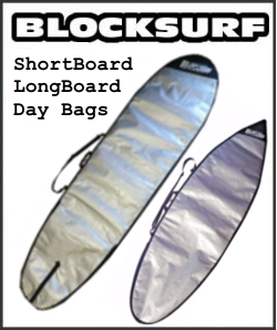 BlockSurf Day Travel Bags