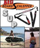 Big Board Schlepper for SUP or Longbards