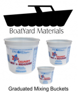 BoatYard Mixing Buckets