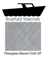 BoatYard Fiberglass Biaxial Cloth