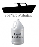 BoatYard Liquid polyester resin Hardener