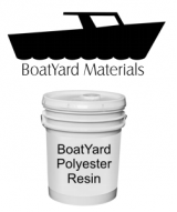 BoatYard Polyester Resin