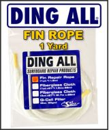 Glass on - 1yd. FIN ROPE
