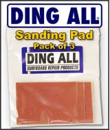 Ding All Sanding Pad Pack