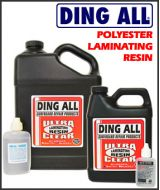 Ding All  Silmar Polyester Resin LAMINATING 249A
