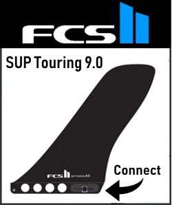 FCS SUP Connect Touring 9.0 Fin