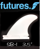 Futures SB1 Side Bite Fin Set