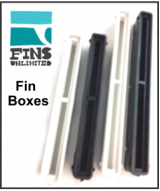 Fins Unlimited Fin Boxes