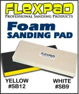 Flexpad Foam Shaping Pads