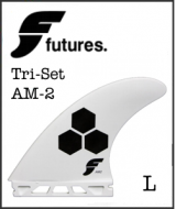 Futures Thermotech Tri Fin Set  AM 2 (Large)