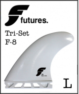 Futures Thermotech Tri Fin Set F8 (Large)
