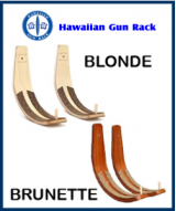 """""""Hawaiian Gun Rack"
