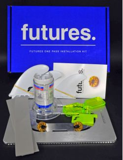 Futures Fins ONE-PASS Fin Box Installation Kit
