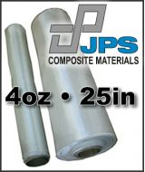 JPS Fiberglass Cloth  - 4oz x 25in Wide
