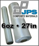 JPS Fiberglass Cloth  6oz x 27in Wide
