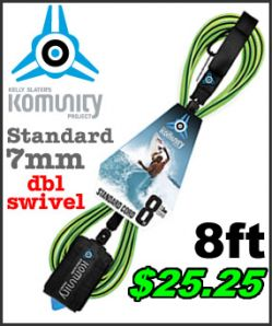 Komunity Standard Leash - 8ft