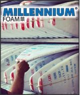 Millennium Foam 9 4 M Triple stringer