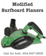 Modified Surfboard Planer