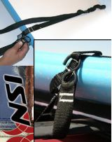NSI Garb Tie Downs boards straps