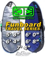 Ocean & Earth AirCon Travel Cover Funboard Fish