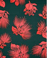 Hawaiian Surfboard Fabric Inlay - Pink BB