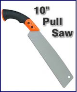 "Tools - 10"" Pull Saw"