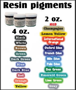 Surf Source Resin Pigments