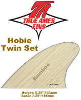 zGlass On - True Ames Twin Set Hobie Fish (Wood)