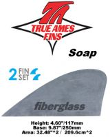 Glass On - True Ames Twin Set Bar of Soap Fiberglass