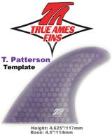 Glass On - True Ames TP Tri fin Set
