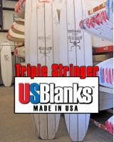 US Blanks 9 3 Y Triple Stringer