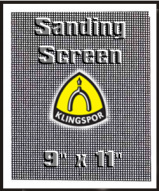 Sanding Screen - Klingspor