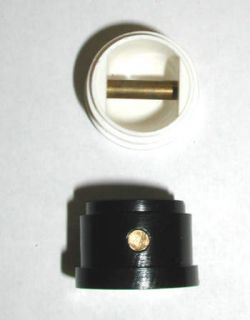 Leash Cups - Micro with brass pin