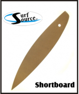 Spin/Flip Template - Shortboard